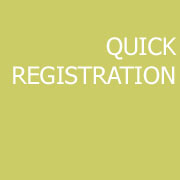 Quick Registration for Accounts and Classes